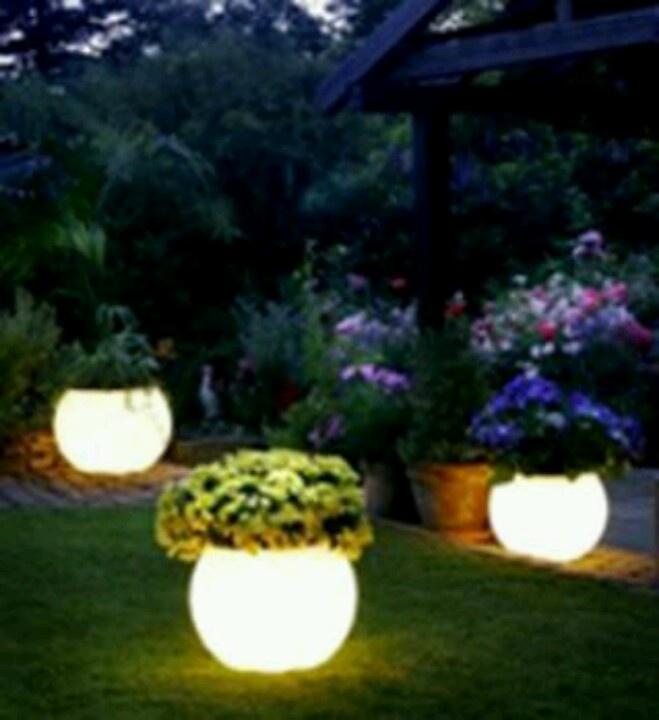 Glow In The Dark Planters Rustoleum Gardening Pinterest Planters Dar