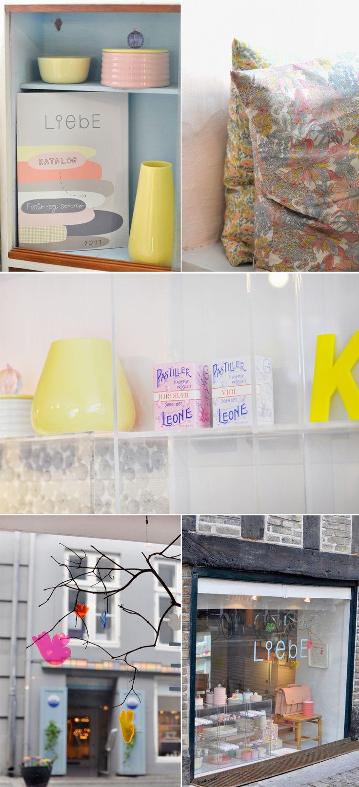 Liebe, Adorable boutique, Kompagniestraede 23, Copenhagen