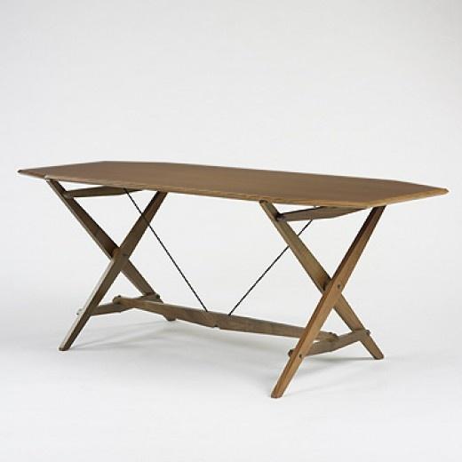 Franco Albini, TL2 Walnut Table for Poggi, c.1950.