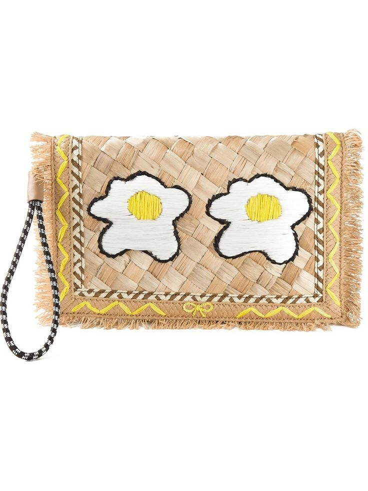 Statement Clutch - window egg by VIDA VIDA fgYzvjU4d