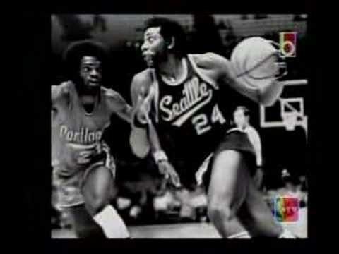 Vintage NBA - Spencer Haywood, via YouTube.