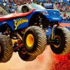 SuperHero Monster Jam Truck - http://www.funtime247.com/driving/superhero-monster-jam-truck/ - SuperHero Monster Jam Truck is a jigsaw flash puzzle game. There are two game modes to play; time mode and free mode. Time mode, as well as free mode, has three difficulties; easy, medium and hard. In time mode, you can race against the clock to set the best time you possibly can. In free mode...