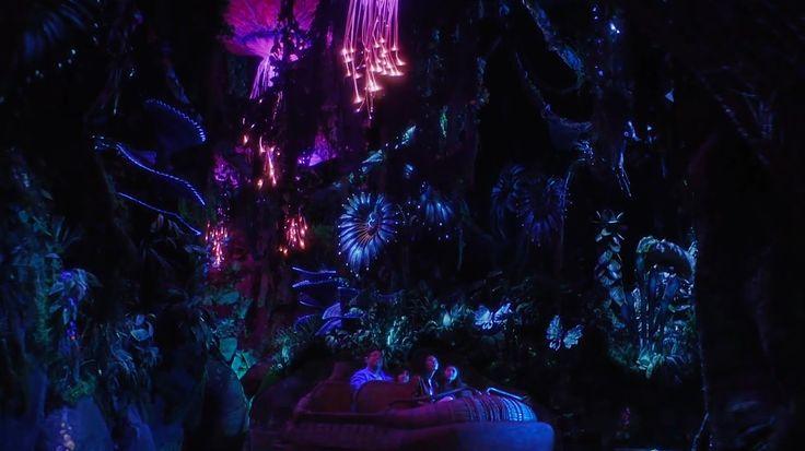 Na'vi River Journey, Valley of Mo'ara, Pandora – The World of Avatar, Disney's Animal Kingdom