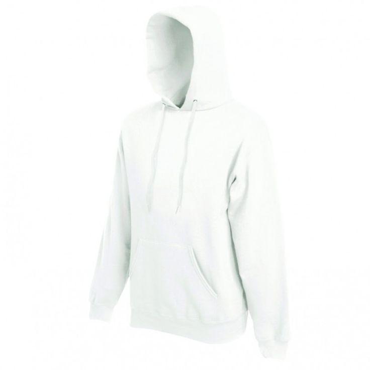 Hanorac CLASSIC HOODED SWEAT MEN alb http://www.corporatepromo.ro/textile/hanorace/hanorac-classic-hooded-sweat-men-alb.html