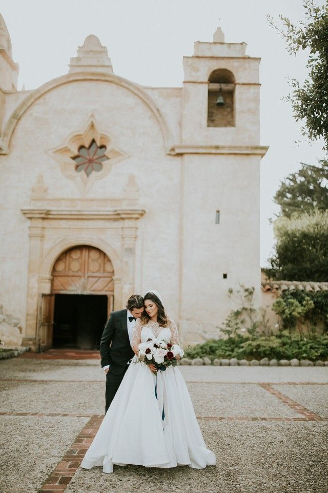 534f37d0c3 See more of this real wedding at the Carmel Mission on Aisle Planner!