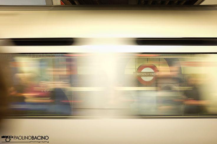 London - Piccadilly Circus , Photo's Paolino Bacino