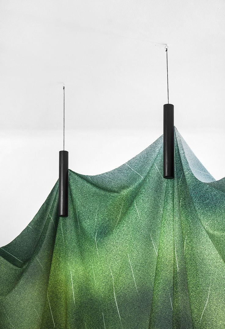 Curtains with hooks on the back 187 home design 2017 - Panorama Room Divider 2016 2017 Research Pieces Made With Ferr Ol Babin For The Exhibition Panorama At Galerie Tator In Lyon France