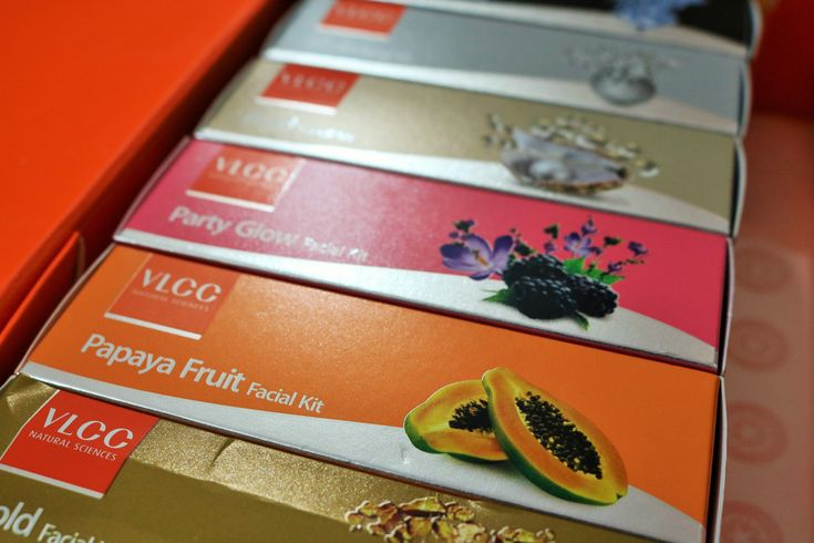 VLCC has launched a range of DIY Home Facial Kits which includes seven variants - Papaya Fruit, Anti Tan, Party Glow, Pearl, Silver, Gold and Diamond. Each kit is priced at Rs 250 and includes the following :  Cleanser cum Toner Scrub Massage Gel Massage Cream Face Mask Moisturiser
