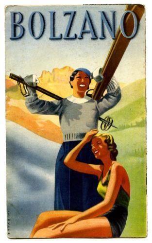 Risultati immagini per Bolzano poster