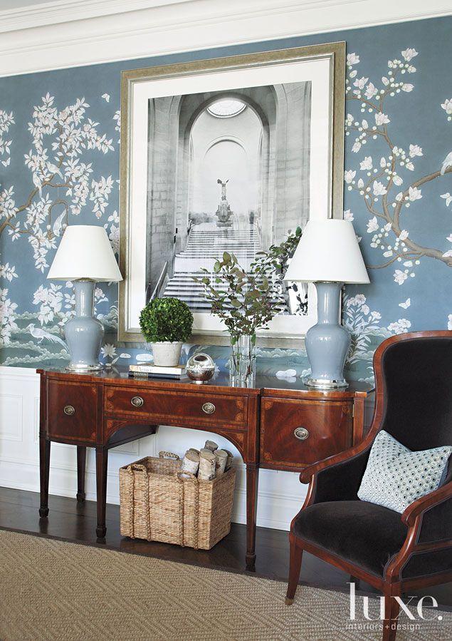 Best 25+ Dining room wallpaper ideas on Pinterest | Room wallpaper ...