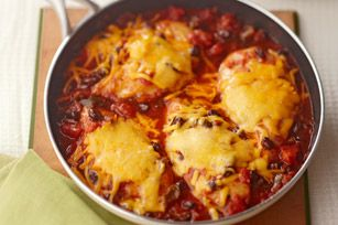 mexican chicken.....: Dinner, Chicken Breasts, Saucy Mexican, Mexicans, Mexican Food, Mexican Chicken Recipes, Favorite Recipes