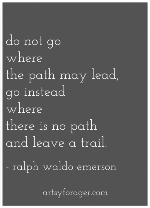 #quotes #emerson #trailblazer