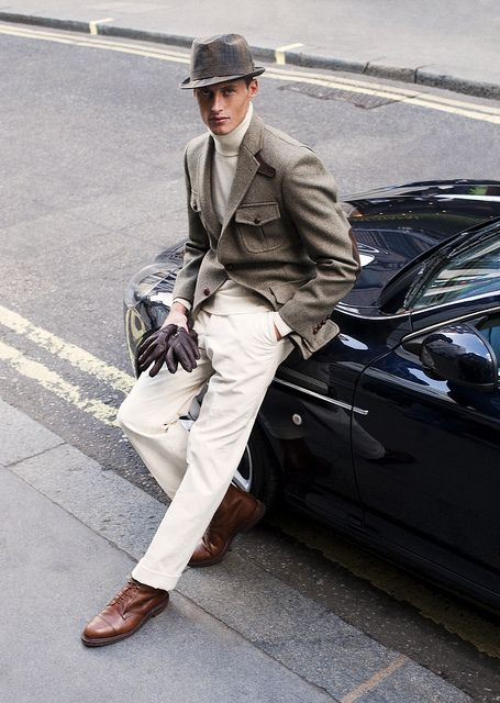 Waiting for the Country - Hackett London