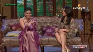 sunidhi chauhan in comedy nights with kapil - Google Search