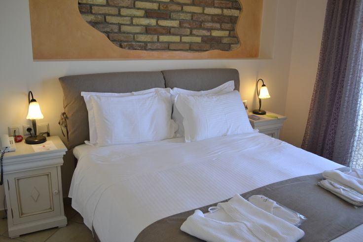 Superior studio for your #relaxation! #Accommodation ##Corfu #DelfinoBlu