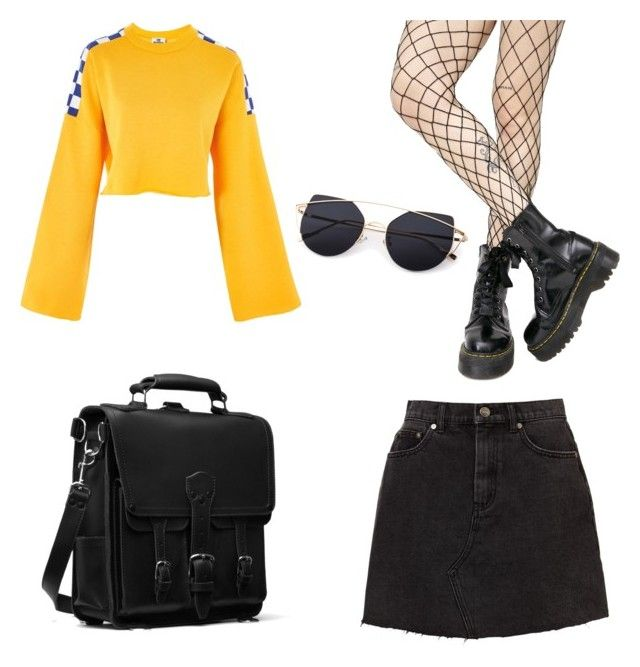 """Geen titel #12"" by shanisiavniel on Polyvore featuring mode, The Ragged Priest en Leg Avenue"