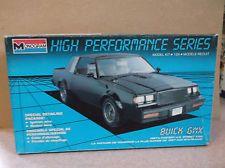 Buick Grand National GNX Model Car Kit