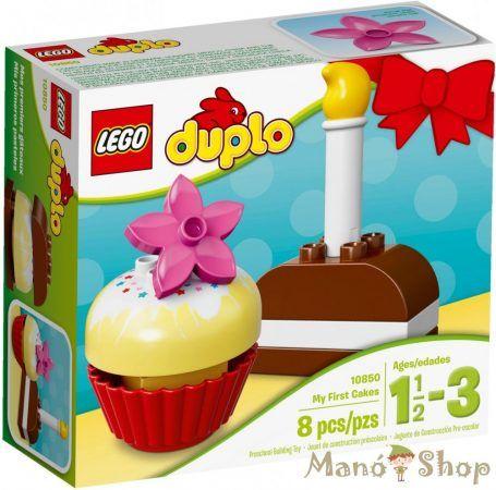 LEGO DUPLO Első süteményem 10850