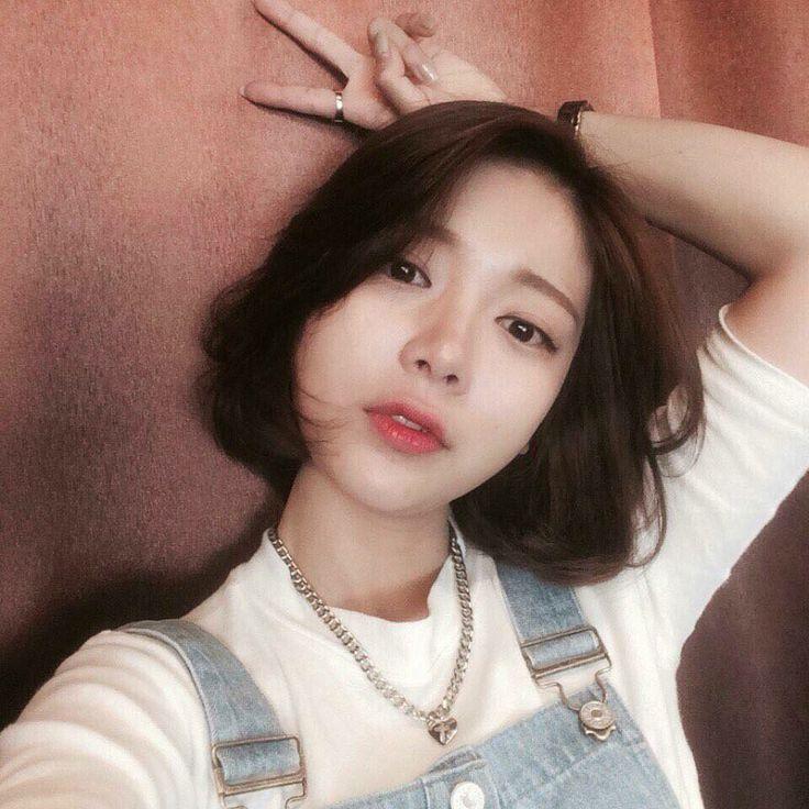 #shorthair #hair #style #korea