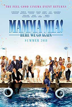 Mamma Mia Here We Go Again 2018 Imdb In 2018 Films I Ve Seen