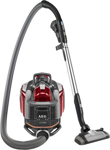 AEG Staubsauger ULTRAFLEX™ AUFFLEXAWR, Energieeffizienzklasse A, Watermelon Red