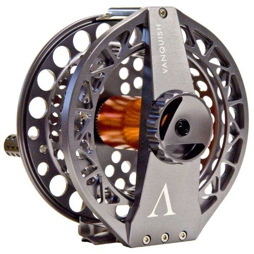 Awsome Waterworks Vanquish fly reel. For more fly reel and fly fishing info go to www.theflyreelguide.com #flyreel