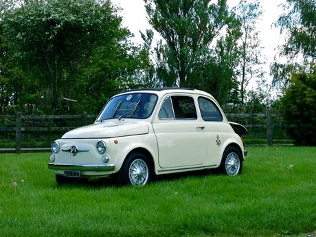 1967 Fiat Abarth 595 - Silverstone Auctions
