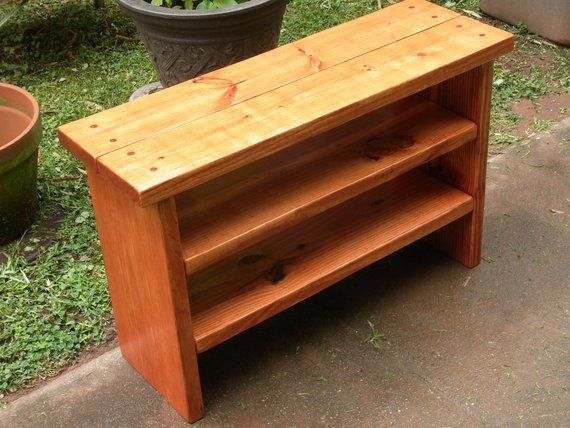 36 Inch Long Tall Narrow Rustic Bench Entryway Hallway Mudroom Storage Bench Shoe Bench Mud Room Storage Storage Bench Designs Rustic Bench