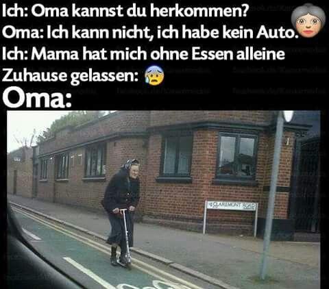 Oma ist die Beste ♡