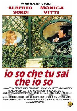 Alberto Sordi & Monica Vitti