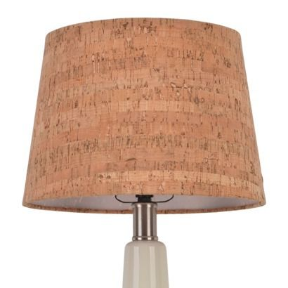 Room Essentials 174 Natural Cork Lamp Shade Small For The