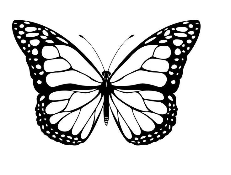 Skabelonen til denne meget fine sommerfugl fandt jeg på nettet. Jeg bruger den, når jeg skal lave sommerfugle af Royal icing eller når jeg skal arbejde med tempereret chokolade. Ligegyldigt hvad du skal lave disse sommerfugle af, har du brug for en stykke bagepapir i tilpasset form, en transparent til overhead projektor, en plastik lomme …