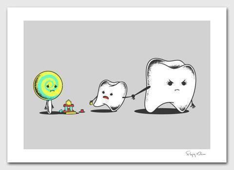 Dental humor - Twitter - @FullCircleEndo