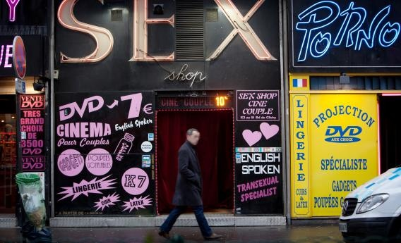 New research says that there may or may not actually be a g-spot. The author asserts the legend of the g-spot may be a cultural response to feminism; men are afraid women don't need them anymore, and thus the search for orgasm from penetration alone continues.