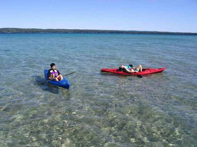 The 35 Clearest Waters That You Absolutely Must Swim In Before You Die | #30 Torch Lake; Antrim County, MI
