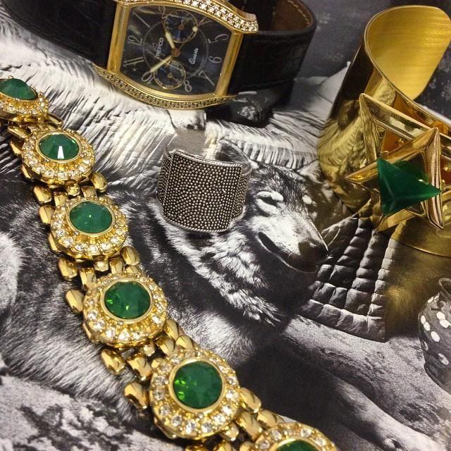 Lolu Rhoda empire bracelet x cuff from next collection.