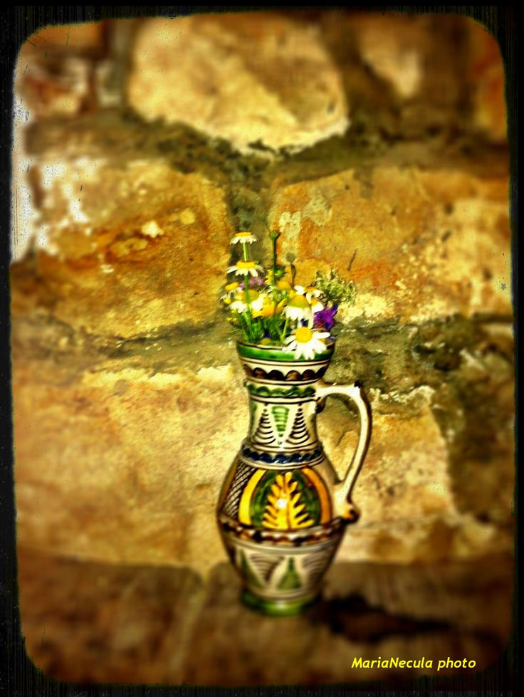 Romanian traditional ceramics @ Count Kalnoky guesthouses