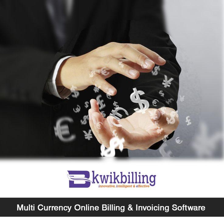 #KwikBilling an Online #MultiCurrency #Billing Software -Coming Soon! - https://goo.gl/mxVSjO