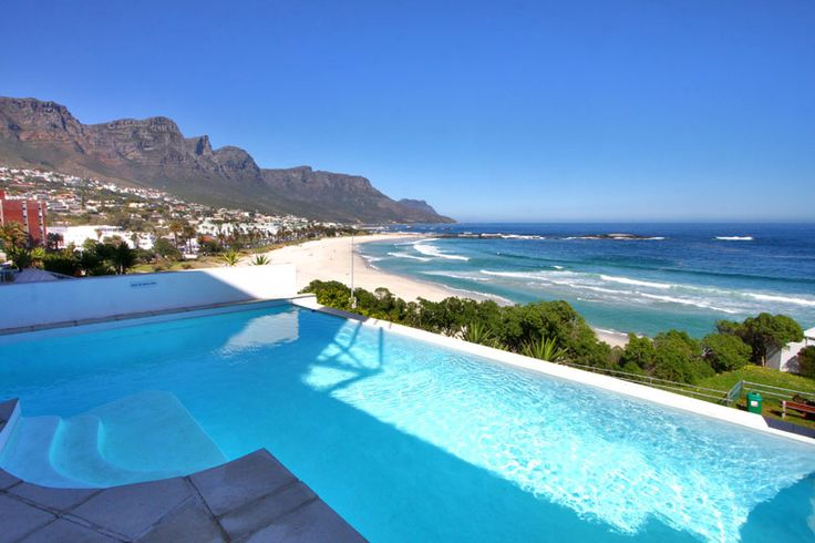 Camps Bay, Cape Town, South Africa Contact: allproperty@devant.no for more details! #villa #luxury #travel #property #home