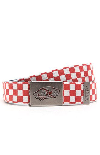 Vans Reverse Web Belt at PacSun.com