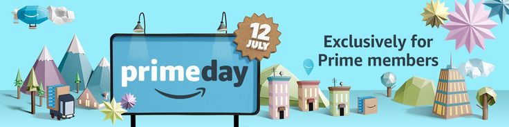 Prime Day is Back! Amazon Announces More than 100,000 Deals Worldwide Exclusively for Prime Members on July 12 - CALUD._V270104823_ http://www.groceryalerts.ca/prime-day-back-amazon-announces-100000-deals-worldwide-exclusively-prime-members-july-12/