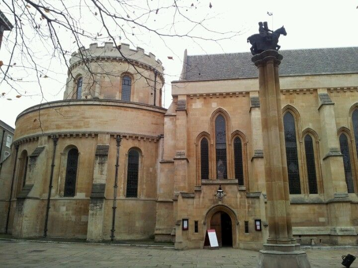 Temple Church itt: Temple, Greater London