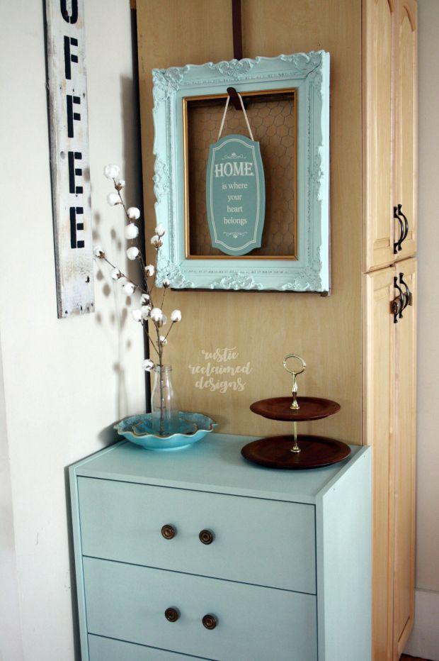 Cheap Pressboard Dresser Makeover – Rustic Reclaimed Designs