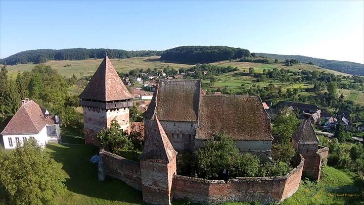 Biserica fortificata - Alma Vii