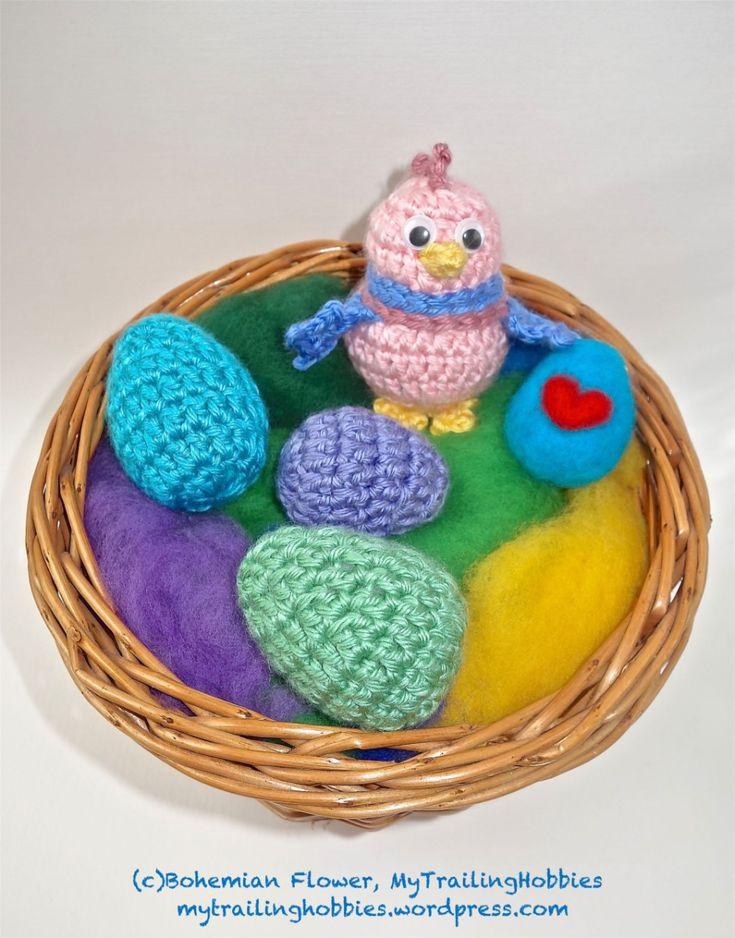 Mejores 61 imágenes de Crochet Designs - MyTrailingHobbies en ...