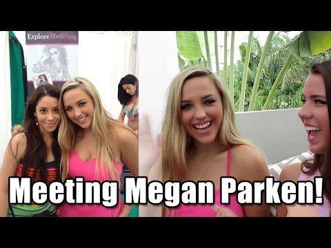 LynSire: Meeting Megan Parken! VLOG