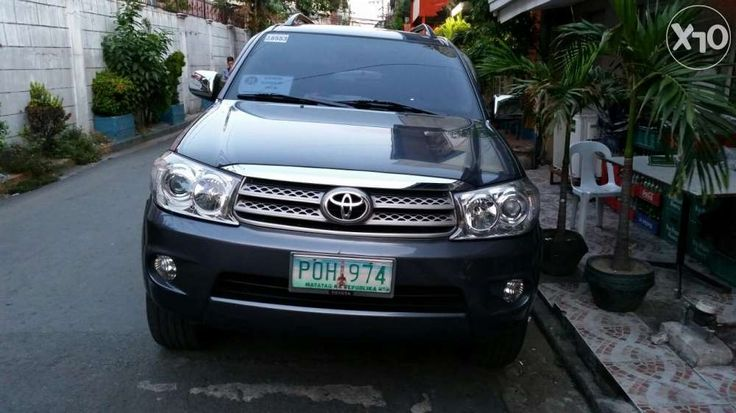 Toyota Fortuner 2011 G Diesel Automatic For Sale