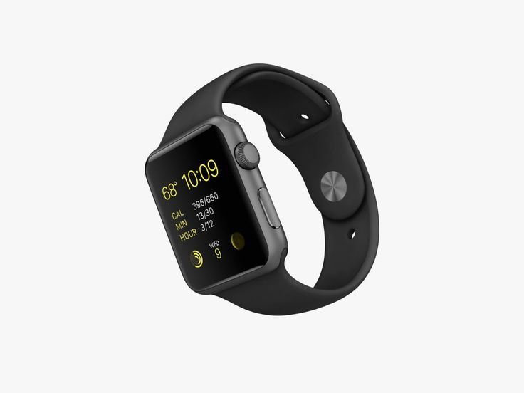 For Someone Who Wants an Apple Watch. Apple Watch Sport Black/Black 42mm, $399. Sometimes you just gotta run with the pack, and the Apple Watch really is one of the best connected timepieces. Skip the spendy steel and gold models, and go with the murdered-out Space Grey and black combo.