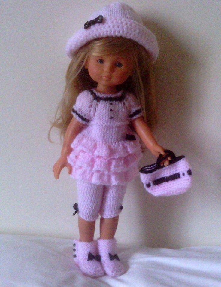 Tenue toute rose poupées Corolle Les Chéries, Paola Reina, Little Darling 33 cm in Jeux, jouets, figurines, Poupées, vêtements, access., Autres   eBay