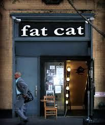 Fat Cat jazz club and pool hall